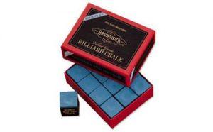 Billiard Chalk-144 piece, Blue