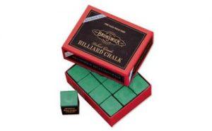 Billiard Chalk-144 piece, Green