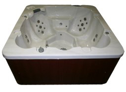 Coyote Spas Hot Tub Range by California Backyard Sacramento