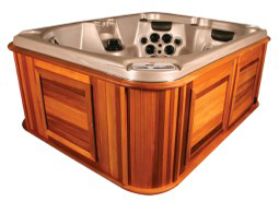 Arctic Spas - Hot Tubs Range by California Backyard Sacramento